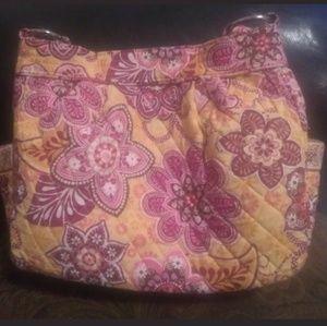 Verá Bradley shoulder bag reversible